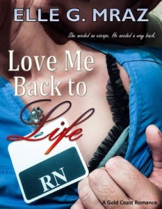 Love Me Back to Life. coverart