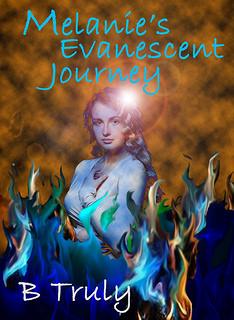 Melanies Evanescent Journey cover